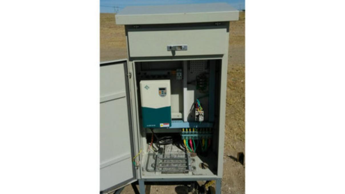 NAS AY Serise of Pumping unit servo driver